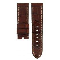 Panerai Brown Crocodile Leather Strap 24mm/22mm