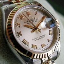 ロレックス (Rolex) Datejust 179173 Ladies Steel & Yellow Gold...