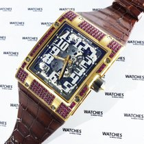 Richard Mille Rose Gold Diamond Rubies - RM016 AJ RG