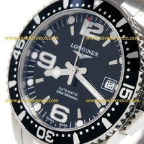 Longines HYDROCONQUEST - 39 mm Automatic Black Dial  L37414566