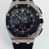 Audemars Piguet AP Royal Oak Offshore Piece Unique Black 44mm...