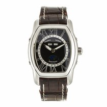 Maurice Lacroix Masterpiece Phase de Lune Tonneau Watch MP6439...