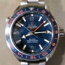 "Omega Seamaster Planet Ocean GMT ""Good Planet"""