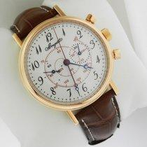 Breguet Classique White Enamel Dial Hand Wound 5247BR/29/9V6 NEW