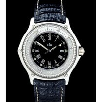 Ebel Discovery Diver's am Lederband - AAW