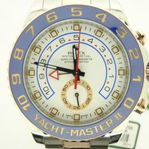 Rolex Yachtmaster 2 rose/steel