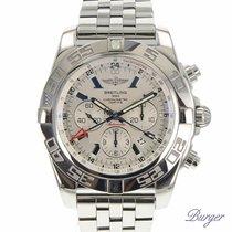 Breitling Chronomat 47 GMT Silver