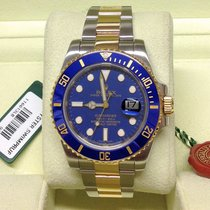 Rolex Submariner Date 116613LB - Box & Papers 2011