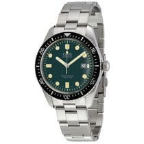 Oris Divers Sixty-Five Steel Bracelet 42mm Mens Watch 73377204...