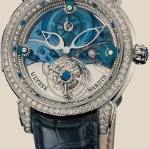 Ulysse Nardin Classical Royal Blue Tourbillon 41 мм