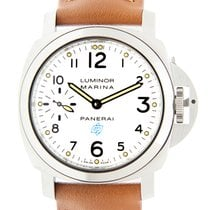 Panerai Luminor Stainless Steel White Manual Wind PAM00660