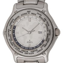 Ebel : Voyager :  9124913 :  Stainless Steel