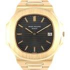 """Patek Philippe Nautilus 3700 Yellow gold """"Jumbo"""" With..."""
