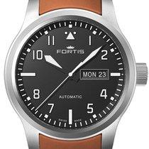 Fortis Aviatis 42 Aeromaster Steel