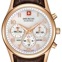 Swiss Military Hanowa 06-6278.09.001 Navalus Damen 36mm 10ATM