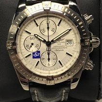 Breitling Chronomat Evolution Ed. MEDCUP 52 White Gold
