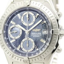 Breitling Polished Breitling Chronomat Mop Limited Edition In...