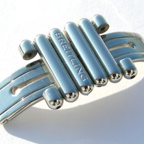 Breitling Rouleaux 18mm Faltschliesse In Stahl Steel Buckle I160