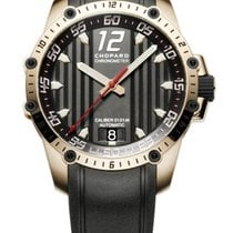 Chopard Superfast Automatic 18K Rose Gold Men's Watch