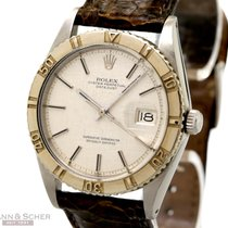 Rolex Vintage Turn-O-Graph Thunderbird Structured Dial...
