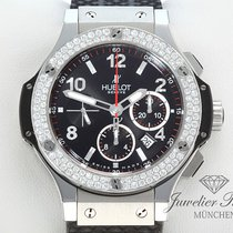 Hublot Big Bang Evolution Stahl Diamanten 301.SX.130.RX.114...