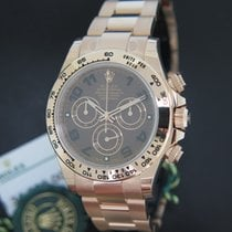 Rolex Oyster Perpetual Cosmograph Daytona Everose NEW