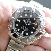 勞力士 (Rolex) DEEPSEA BLACK 116660 Stainless Steel Ceramic Bezel...