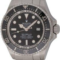 Rolex : Sea-Dweller DEEPSEA :  116660 :  Stainless Steel :...