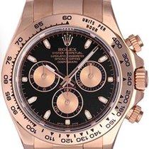 Rolex Cosmograph Daytona Men's Rose Gold Watch 116505