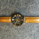 Louis Vuitton TAMBOUR IN BLACK LV277 AUTOMATIC CHRONOGR...