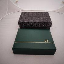 Omega Seamaster vintage green box