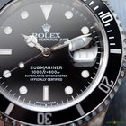 Rolex Men's Submariner Date 40mm Steel on Steel Oyster...