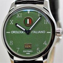 Egotempo PRELUDIO   (Light green, orologio italiano)