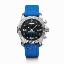 Breitling Chronograph Exospace B55 Titanium Black Dial  46mm T