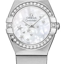 Omega Constellation Star 24mm 123.15.24.60.05.003