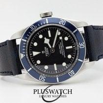 帝陀 (Tudor) Heritage Black Bay Automatic  Matt Blue Disc...
