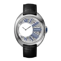 Cartier Cle Automatic Mens Watch Ref WHCL0003