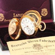 A. Lange & Söhne DUF Deutsche Uhren Fabrikation Taschenuhr...