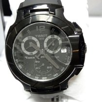 티쏘 (Tissot) T Race Chronograph Black