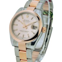 Rolex Unworn 178241pso DateJust Two-Tone - Domed Bezel -...
