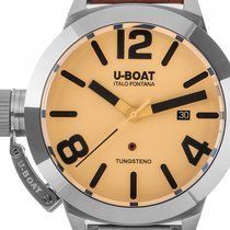 U-Boat Italo Fontana Classico 45 Tungsteno AS 2 Stahl Automati...