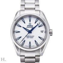 Omega Seamaster Aqua Terra Midsize Chronometer Good Planet