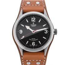Tudor Heritage Ranger Dark Brown Leather