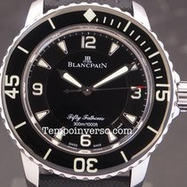 Blancpain Fifty Fathoms auto full set