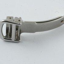 Cartier Leder Armband Faltschlisse 14mm Deployment Clasp