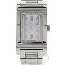 Bulgari Rettangolo Stainless Steel Automatic RT45S