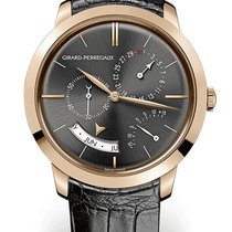 Girard Perregaux 1966 ANNUAL CALENDAR AND EQUATION OF TIME...