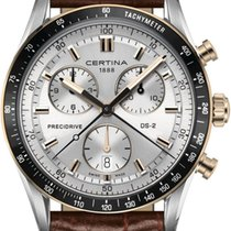 Certina DS-2 C024.447.26.031.00 Herrenchronograph 1/100...