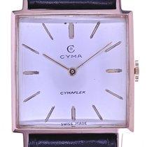 Cyma Mans Wristwatch  Cymaflex