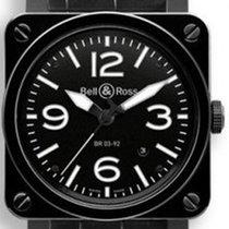 Bell & Ross BR 03-92 BLACK CERAMIK BR0392-CER-BLP/SCR
